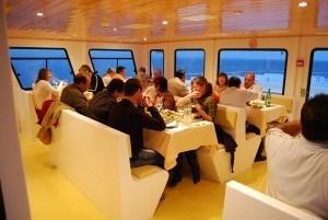charter de barco