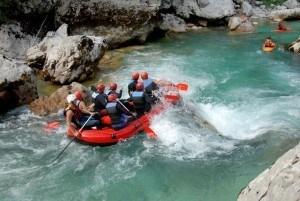 Rafting y aventuras